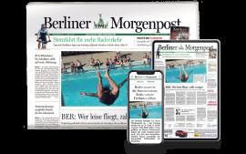 Gedruckte Zeitung + ePaper