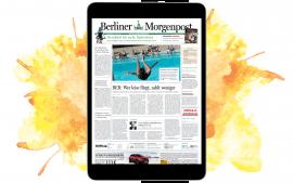 iPad zum Vorteilspreis für Abonnenten