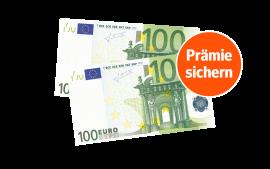 Digital-Paket sichern und 200 € als Prämie kassieren